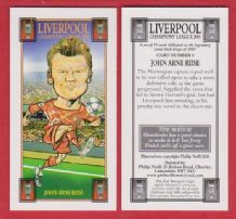 Liverpool John Arne Riise Norway 9
